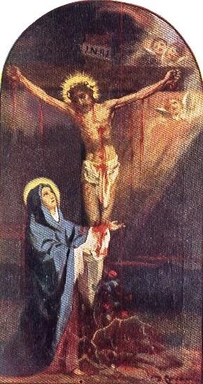 croix saintes plaies