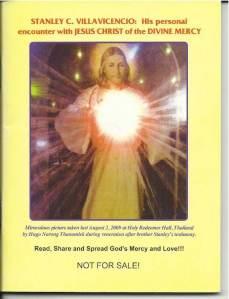 stanley jésus miséricorde-livre non a vendre