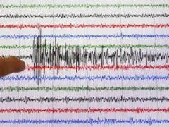 séisme a l échelle