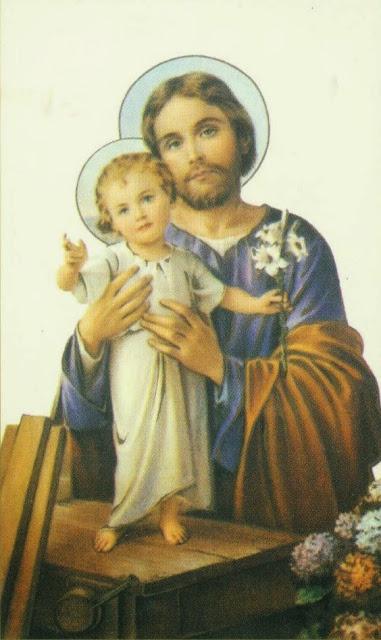 """Père Spirituel: †  """"Je  me présente"""" † - Page 2 St-joseph"""