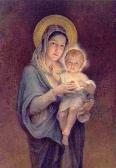 eucharistie marie