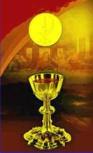 Profanation des Hosties Consacrées : Si nous faisions RÉPARATION, chacun à notre façon par Amour pour Notre Jésus... Hostie