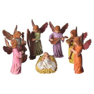 jésus anges
