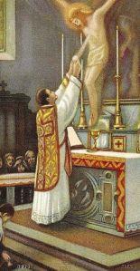 jésus crucifie