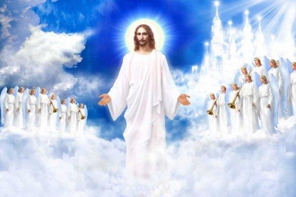 jesus triomphe