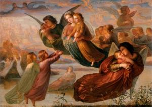 Marie anges et purgatoire