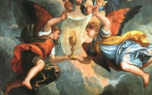 eucharistiepain des anges