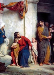 jésus-Carl_Heinrich_Bloch_-_Suffer_the_Children