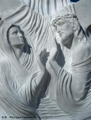 Verge Marie et Jésus