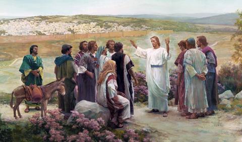 Jesus-apotre