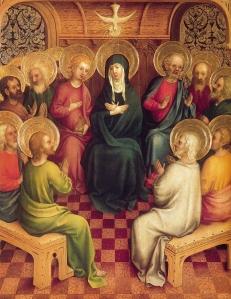 cénacleMaria-Pentecoste