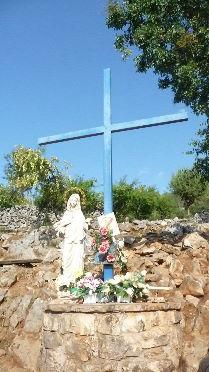 croix bleu medju