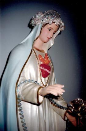MARIE À FLEUR DE PRINTEMPS