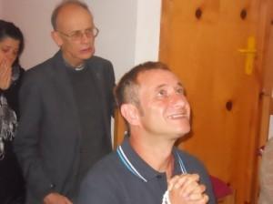 Raffaele Ferrara --apparition madone