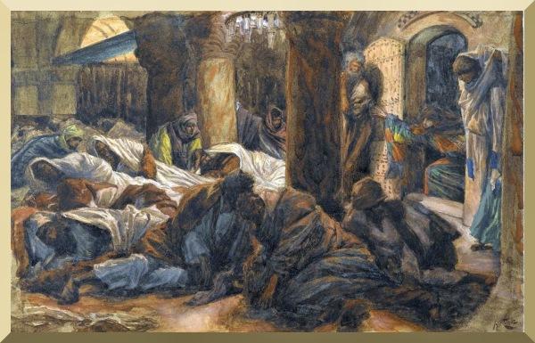DISCIPLE ENDORMIS- Cenacle