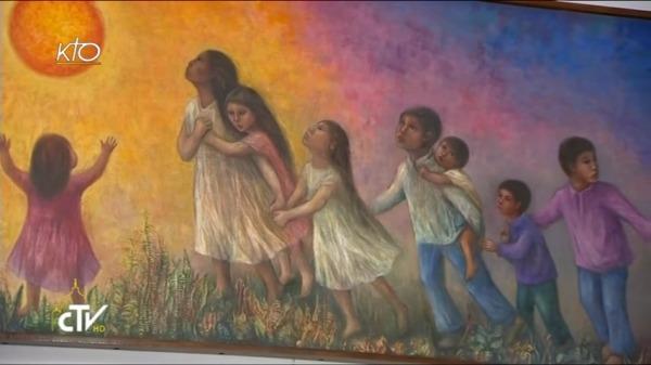 enfant cherche dieu