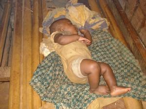 bébé pauvre cameroun