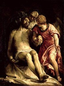 christ-mort - veronèse