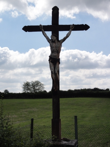 croix_de_chemin Prisches_(Nord,_Fr)_