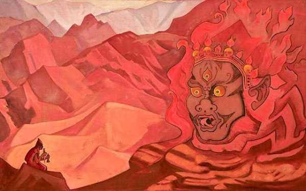 DRAGON Nicholas-Roerich24