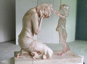 enfant mort né console