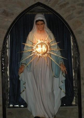 marie eucharistie
