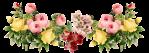 barre fleur