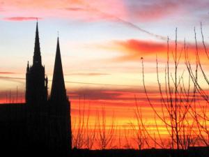 église orange