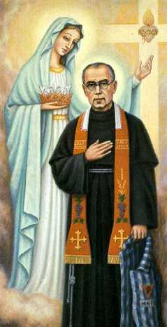 marie Kolbe_Inmaculada