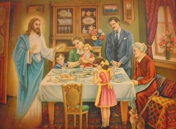 bénédiction seigneur_daigne-benir-notre-repas