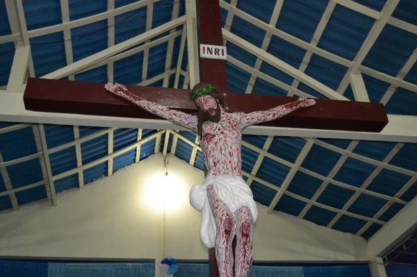 edson crucifix