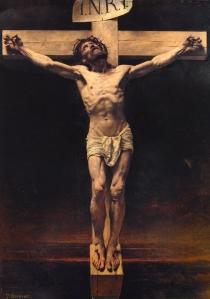 JÉSUS leon_bonnat_-_the_crucifixion