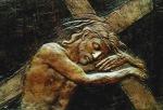 Miracle à Alost ? Une hostie vieille de 200 ans s'est mise à saigner… Jesus_carrying_cross_1