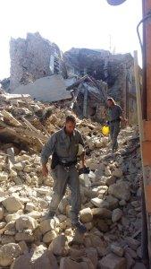 séisme italie 6.2 24 aout 2016