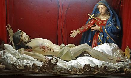 Aujourd'hui 15 sept. : Fête de Notre-Dame des Douleurs Jc3a9sus-nice_-_c3a9glise_saint-jacques-le-majeur_-_chapelle_saint-joseph_-2