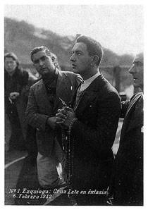 ezquiga-cruz-lete-en-extase-6-fevrier-1932