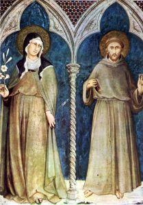 sainte-claire-saint-francois-assise