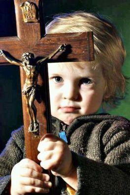 croix-enfant