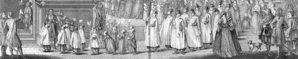 pretre-procession