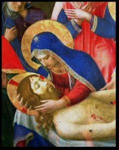 Marie vierge des douleurs