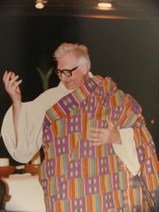 Père Raymond Halter-afrique