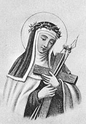 Sainte Marie-Madeleine de Pazzi