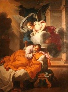 st joseph ne répudie pas marie Parrocel-Pierre-Cathédrale-Nîmes-Songe-de-saint-Joseph
