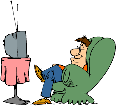télévision gif