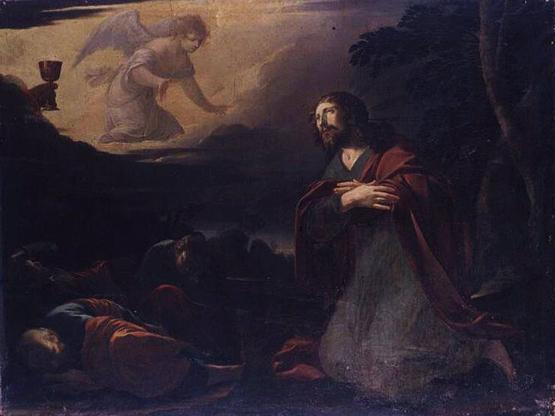 agonie première-agonie de Jésus-de-gethsemani-musee-de-tesse-le-mans