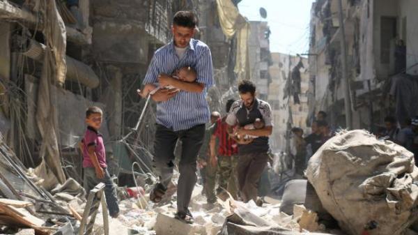 guerre syrie-les-rebelles-lachent-pied-alep-les-civils-desesperes