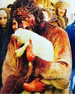 passion jésus agneau