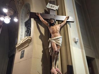 CRUCIFIX ORATOIRE ST JOSEPH