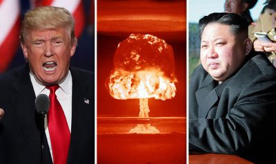 guerre North-Korea-nuclear-missile-threat-Trump-Kim-Jong-un