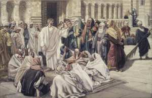 jésus enseigne